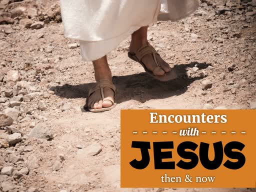 Jesus Encounters the Rich Young Ruler