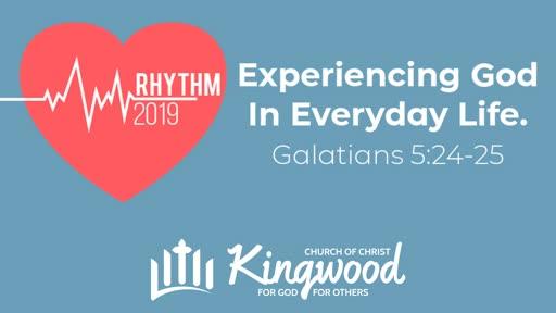Kingwood Worship Aug 25, 2019