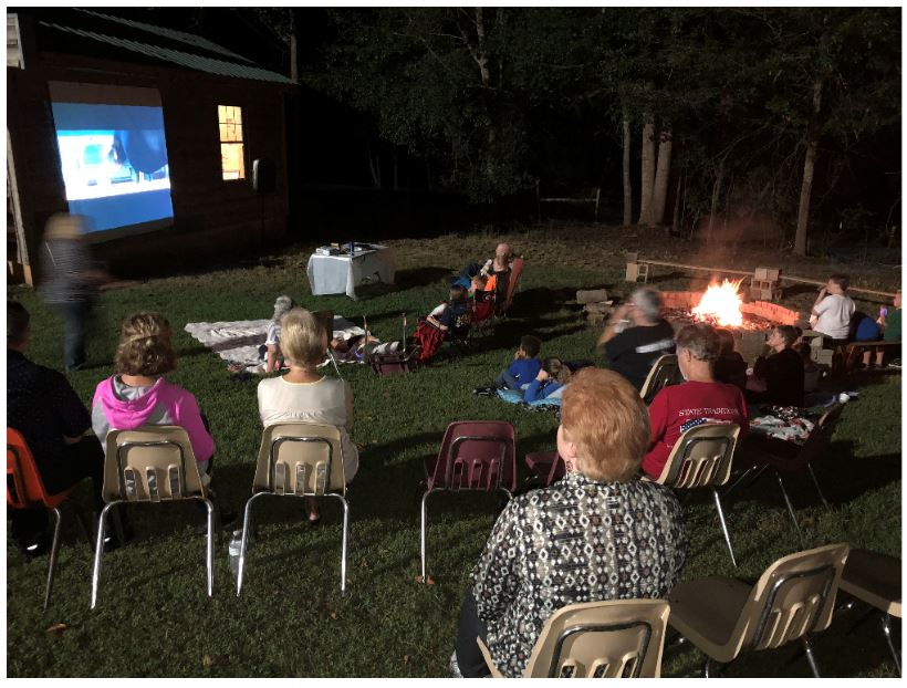 Movie Night Sept. 2018