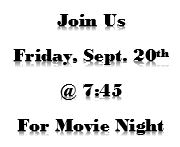 Join Us - Movie Night 2