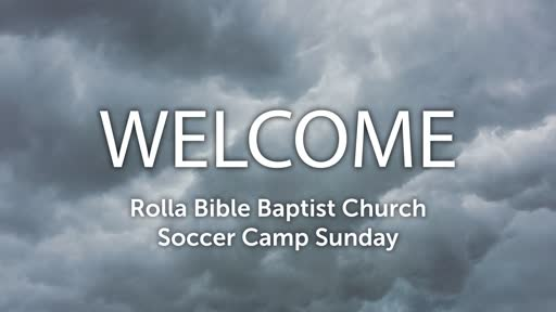 Soccer Camp Sunday 2019