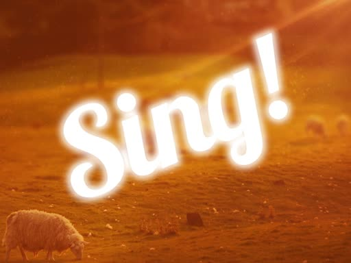 Sing To The Lord  August 28, 2019