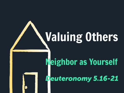 Valuing Others