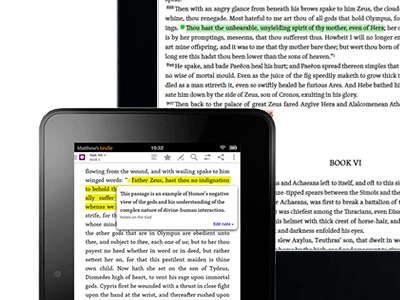 Notes on Windows and Kindle Fire