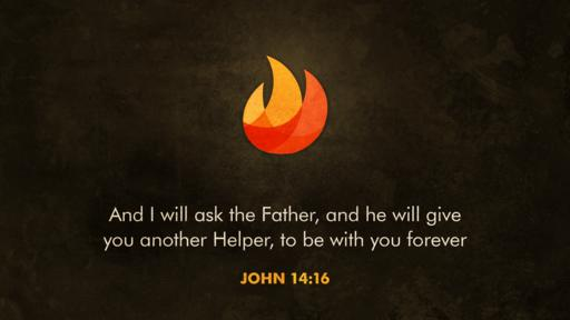 John 14:16 verse of the day image