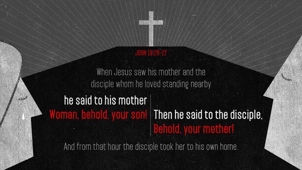 John 19:26–27 large preview