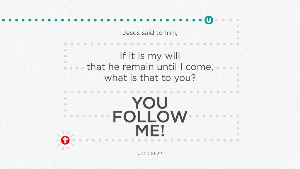 John 21:22 large preview