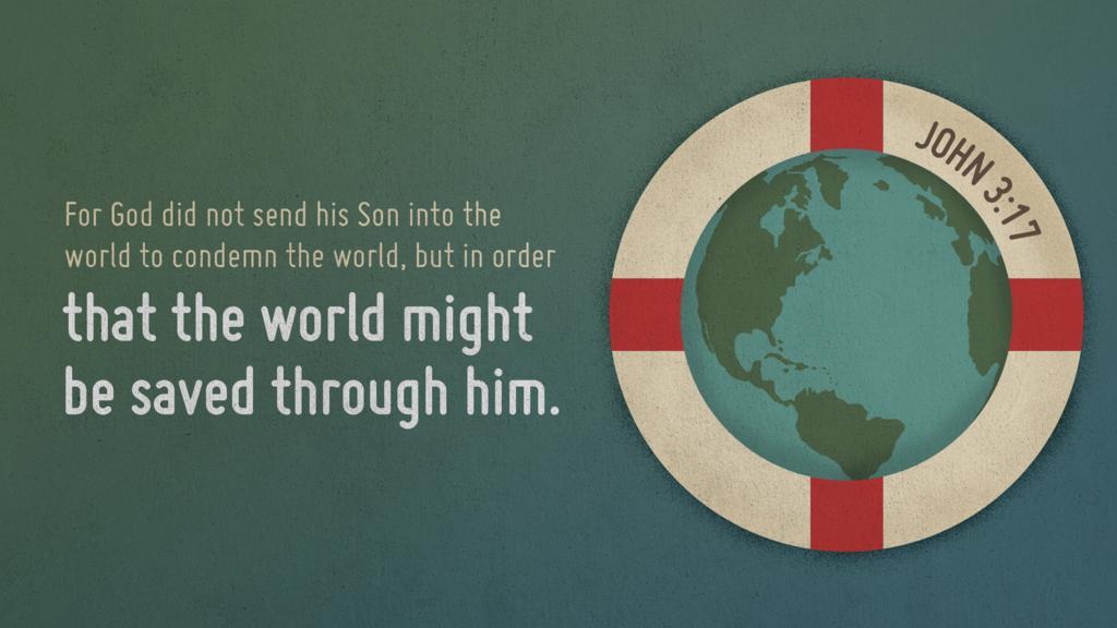 John 3:17 large preview