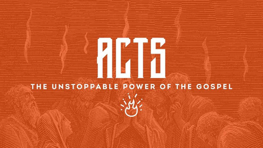 Acts 1:15-26 08.25.19