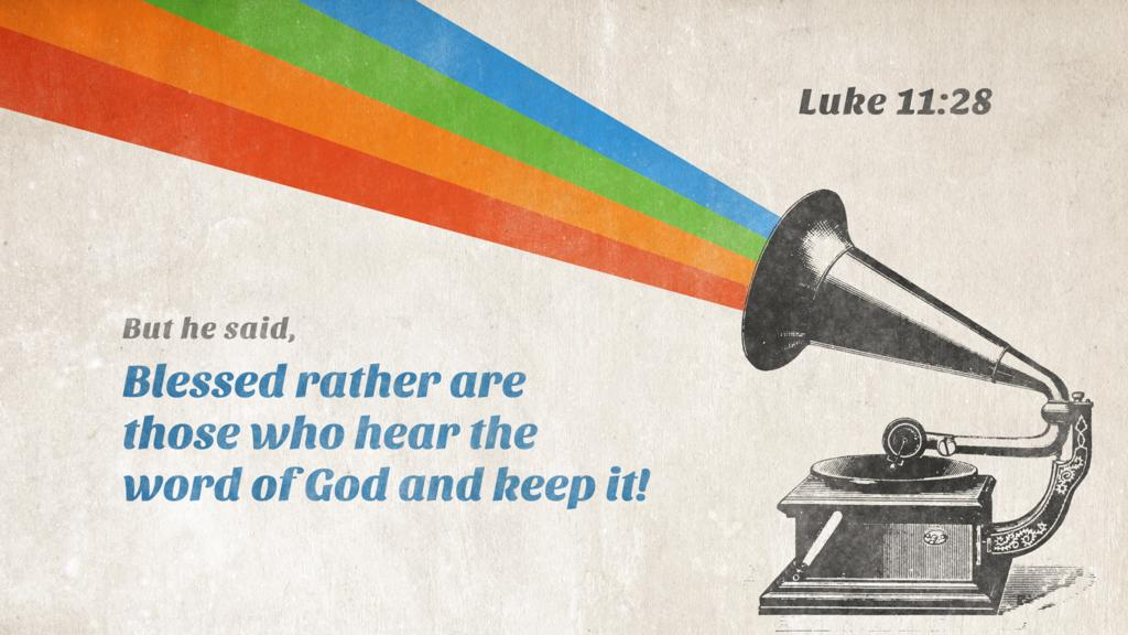 Luke 11:28 large preview