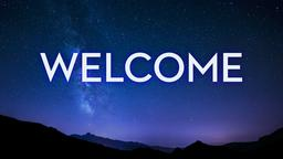 The Promise welcome 16x9 PowerPoint Photoshop image
