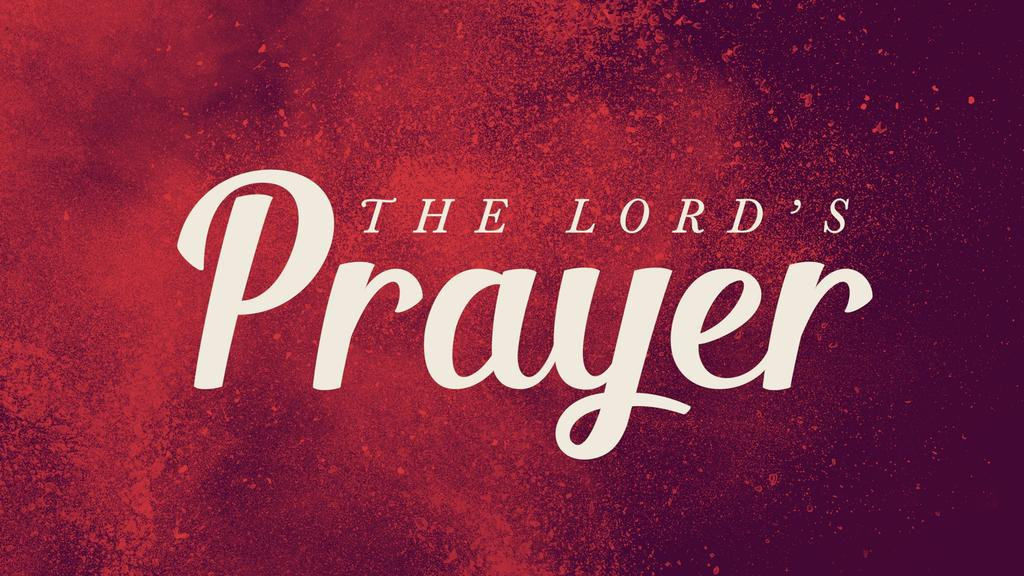 The Lord's Prayer large preview