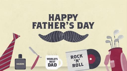 Celebrate Men - Happy Father's Day