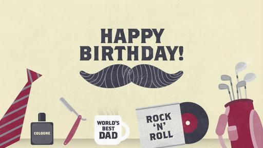 Celebrate Men - Happy Birthday