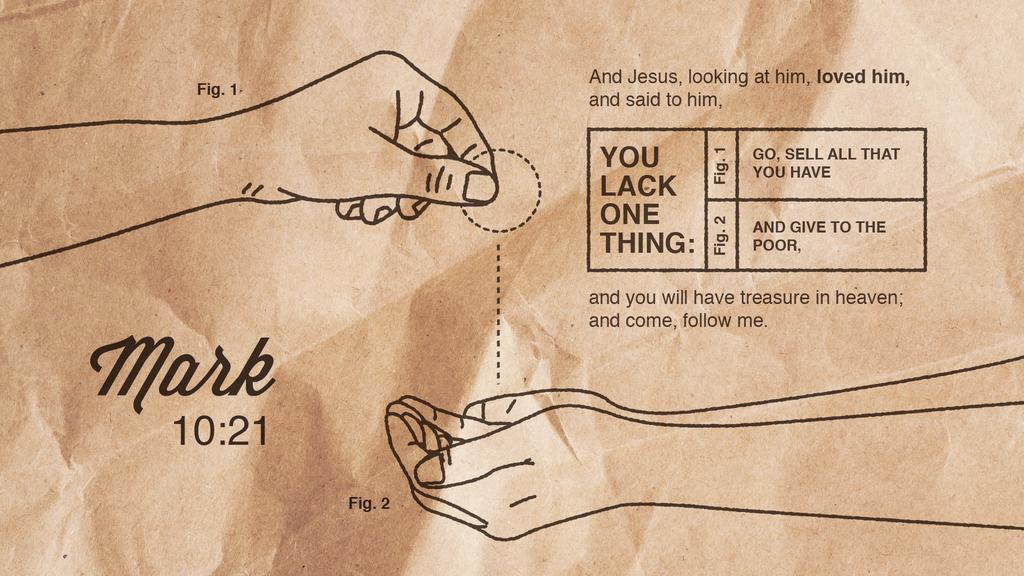 Mark 10:21 large preview