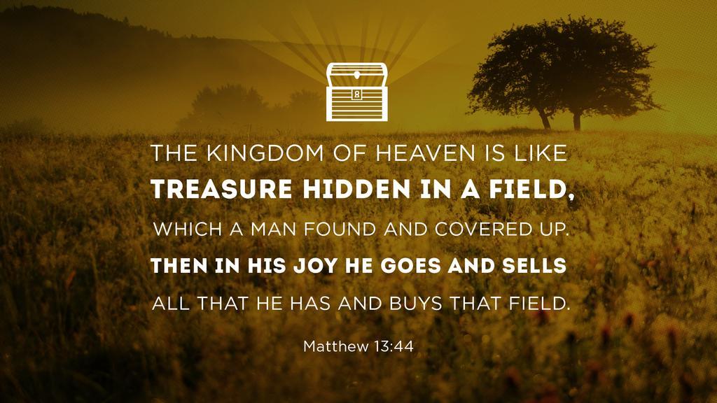 Matthew 13:44 large preview