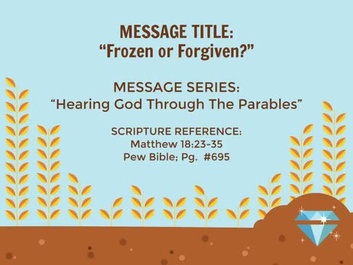 Hearing God Through The Parables