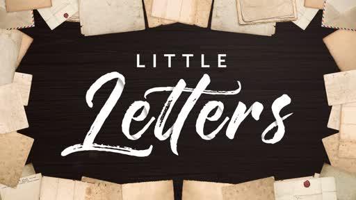 Little Letters: Jude