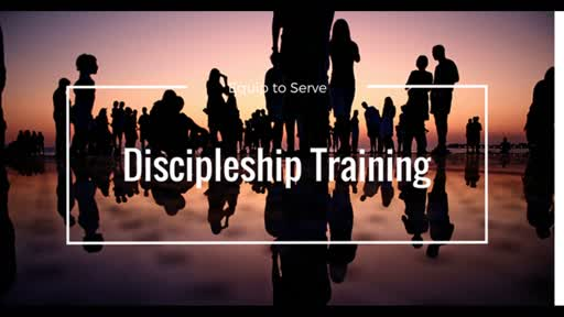 Training for Righteousness
