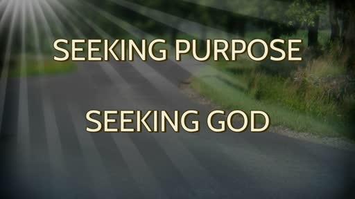 Avoid a spiritual Famine
