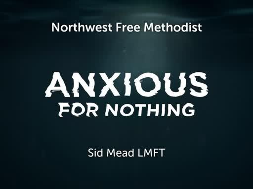 Anxiety Fear Stress