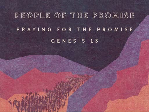 Praying for the Promise