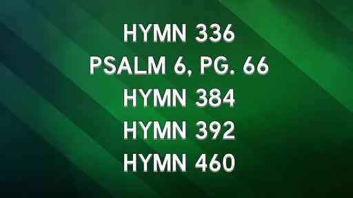 Pentecost 12