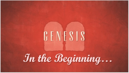 A Journey Through the Old Testament - Genesis