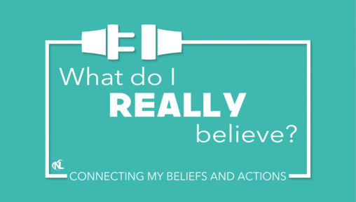 09.01.19   What Do I REALLY Believe? [When we say we believe in God but don't really believe in prayer]