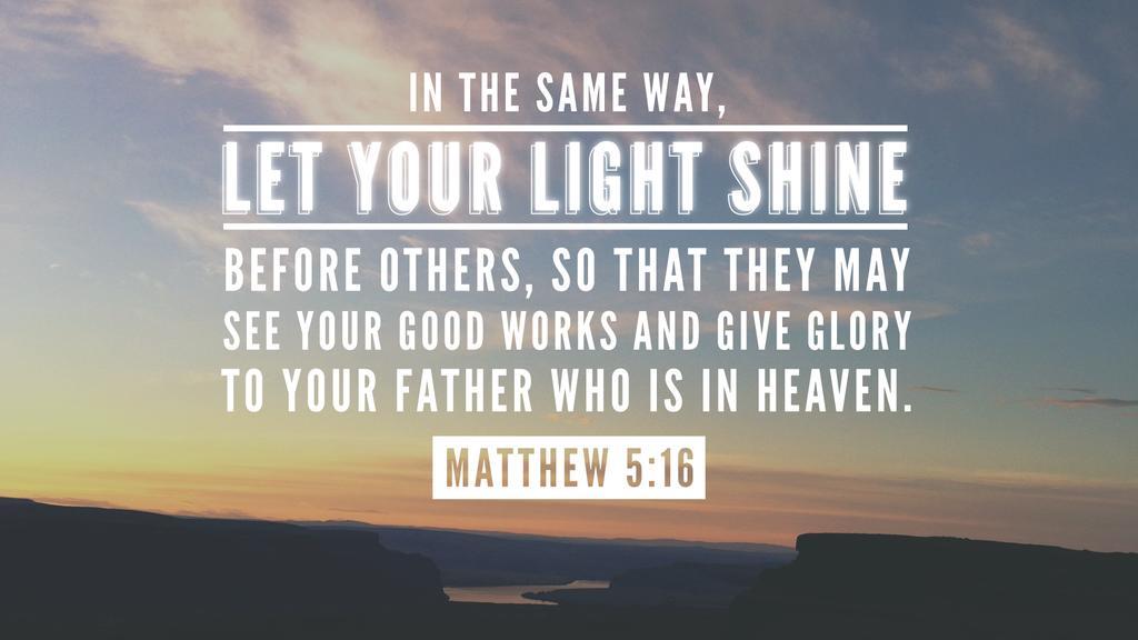 Matthew 5:16 large preview