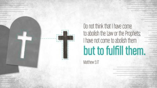 Matthew 5:17 verse of the day image