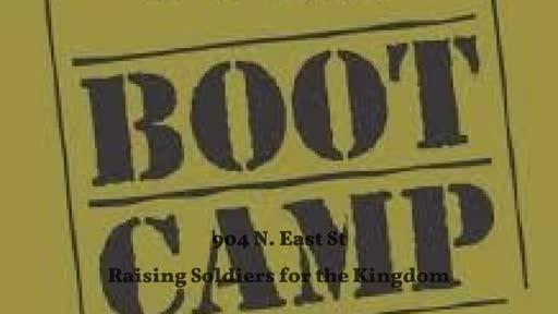 Bootcamp Elder Patrick