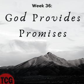 God Provides Promises