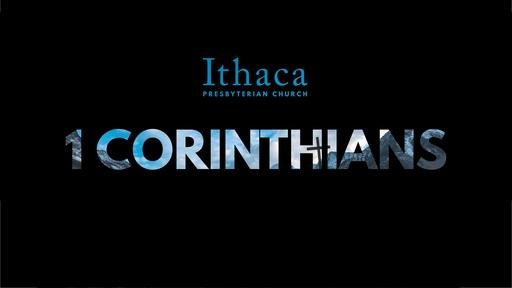 1 Corinthians 3:1-23