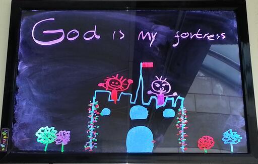 14.10.19 God Is My Fortress - Brooke Hemmens