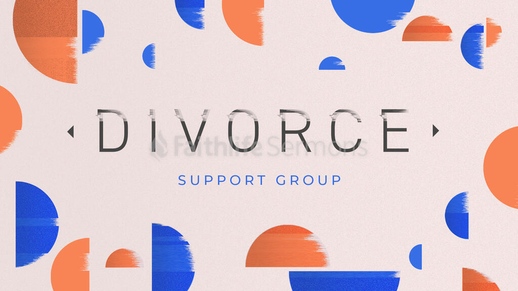 Divorce Support Group large preview