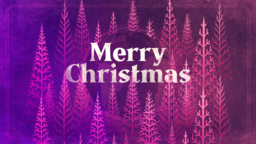 Peace On Earth Purple  PowerPoint Photoshop image 4