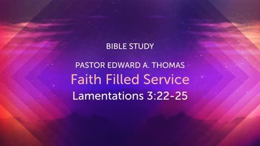 Bible Study Sept 4