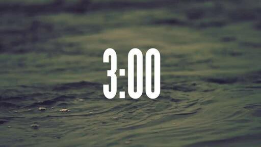 Yellow Stream - Countdown 3 min