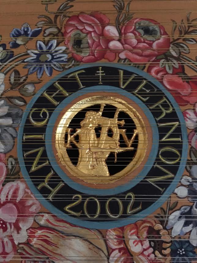 Harpsichord KV Logo