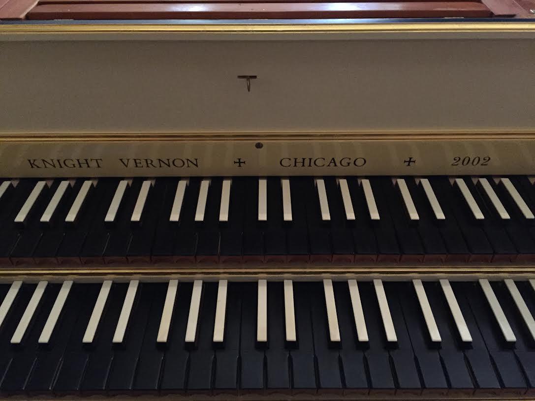 Harpsichord Manuals