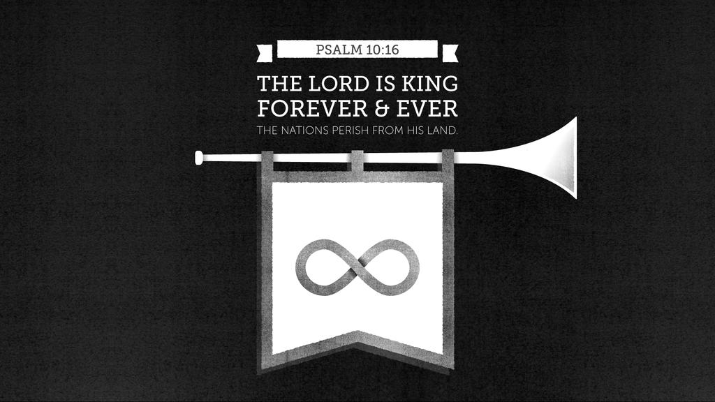 Psalm 10:16 large preview
