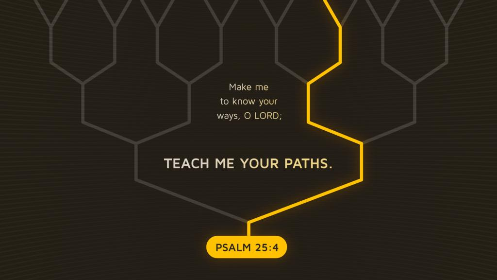 Psalm 25:4 large preview
