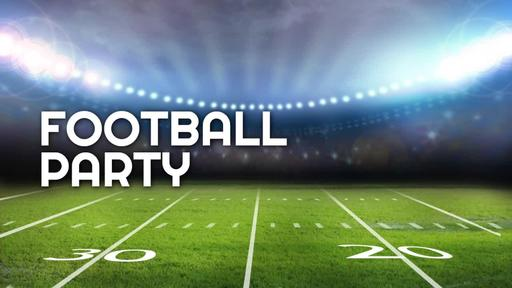 Football Party - Announcement Motion