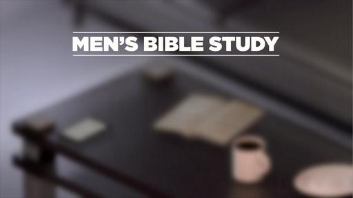 Men's Bible Study and Fellowship - Men's Bible Study - Near Motion