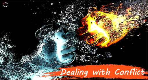 Audio- September 8, 2019:  Dealing with Conflict