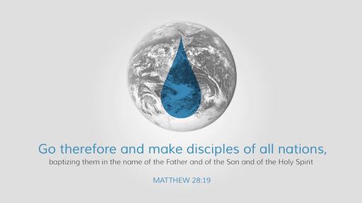 Matthew 28:19