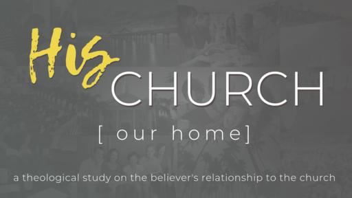 HIS Church [our home]
