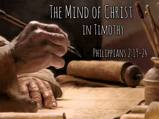 The Mind of Christ in Timothy