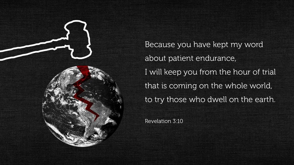 Revelation 3:10 large preview